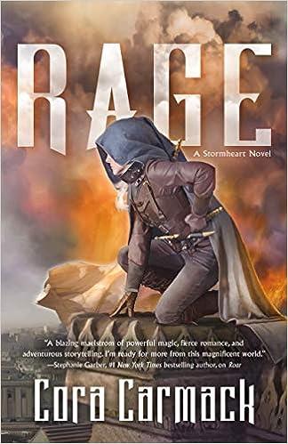 Amazon com: Rage: A Stormheart Novel (9780765386366): Cora