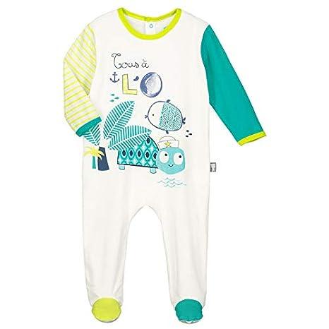 ef41062915e7a Pyjama bébé Nino - Taille - 6 mois (68 cm)  Amazon.fr  Bébés ...