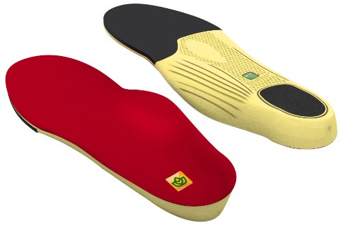 Spenco Polysorb Walker/Runner Athletic Insole Wide, Women's 9-10 / Men's 8-9