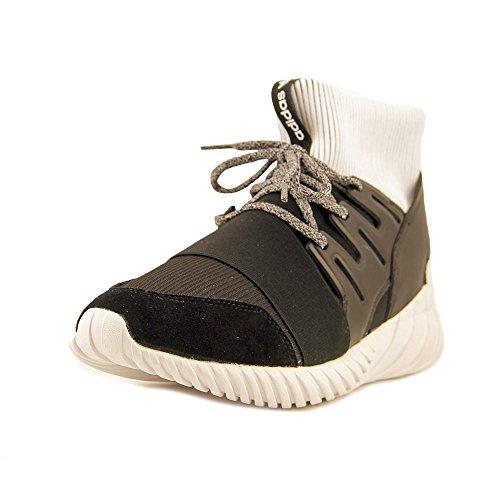 Adidas Y3 Shoes - adidas Men's Tubular Doom Core Black/Footwear White High-Top Fashion Sneaker - 9M