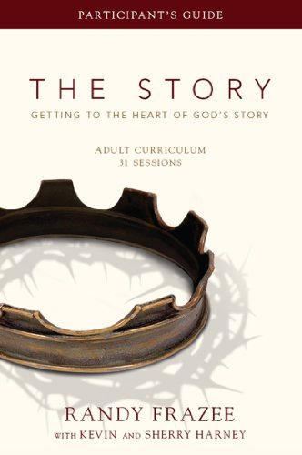The story adult curriculum participants guide getting to the heart the story adult curriculum participants guide getting to the heart of gods story by fandeluxe Gallery