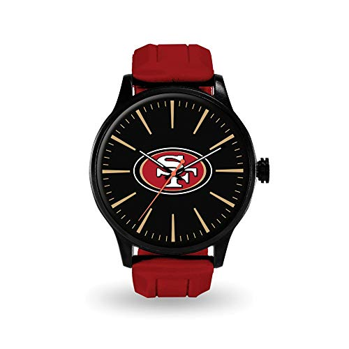 Q Gold Gifts Watches NFL San Francisco 49ers Cheer Watch by Rico Industries