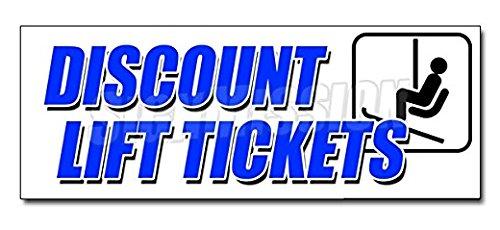 Ski Lift Tickets - 36