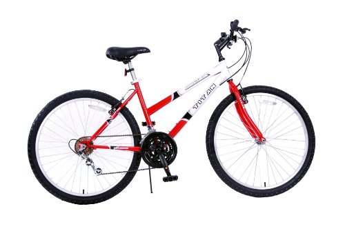 Titan Pathfinder Ladies 18-Speed All Terrain Mountain Bik...