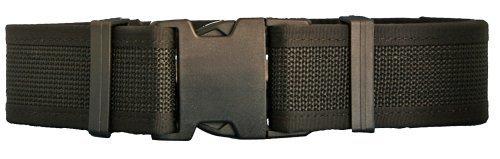 HWC Nylon Police 2 Inch Wide Duty DELUXE TACTICAL BELT LG (Deluxe Belt Tactical Duty)