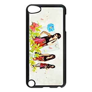 victoria justice spring iPod Touch 5 Case Black yyfD-382107