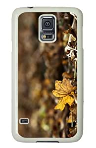 Customized Samsung Galaxy S5 White Edge PC Phone Cases - Personalized Fallen Cover