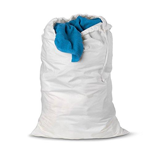Honey Can Do LBG 01143 Nylon Laundry White