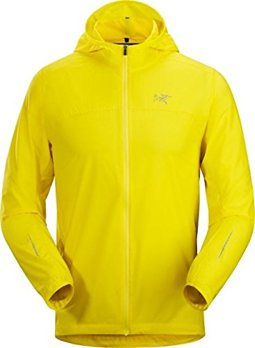 Arc'teryx Incendo Hooded Jacket - Men's Hornet, L
