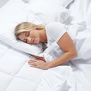 "Amazon.com: Serta 4"" Pillow-Top and Memory Foam Mattress ..."