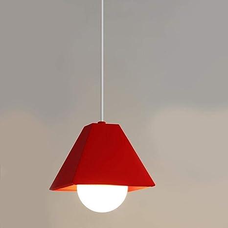 Luz simple del colgante Luz simple de la forma del trapecio ...