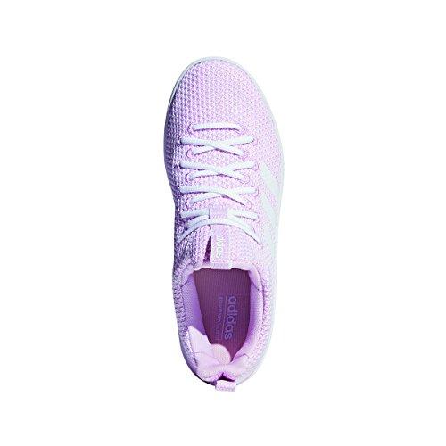 adidas CF ADV Adapt, Zapatillas de Deporte Para Mujer Blanco (Ftwbla / Ftwbla / Aerorr 000)