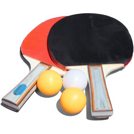 Hathaway Crossover 60'' Portable Table Tennis Table by Hathaway. (Image #2)