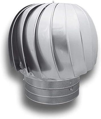 Vents - Ventilador de techo (sistema de aluminio, diámetro 100 ...