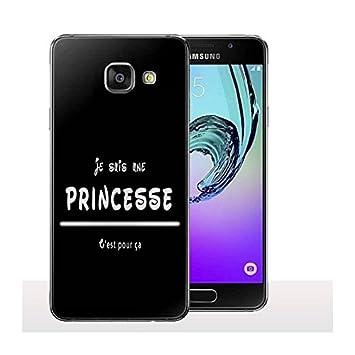 coque samsung a5 2017 princesse