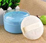 Blue Plastic Baby Care Baby After-bath Powder