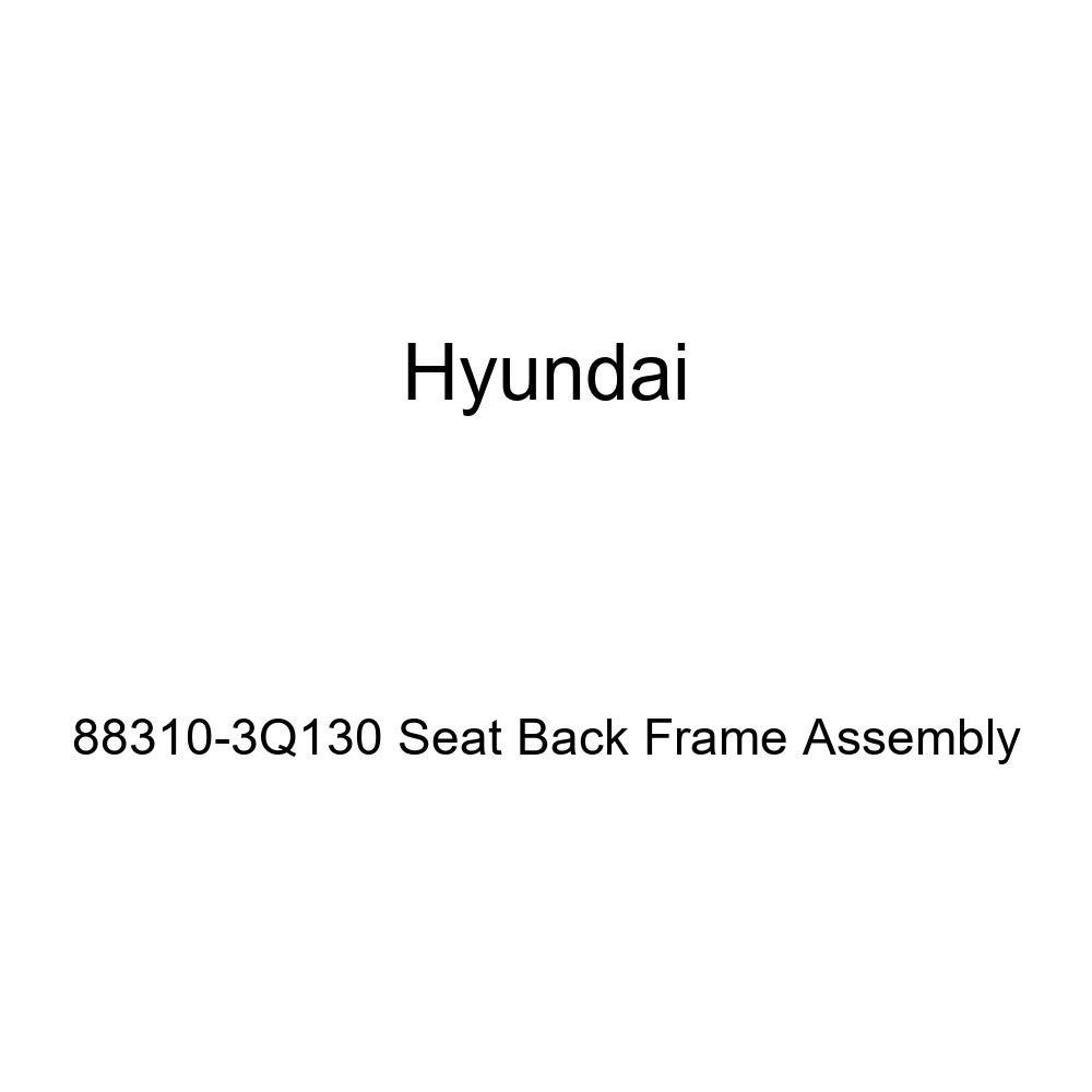 Genuine Hyundai 88310-3Q130 Seat Back Frame Assembly
