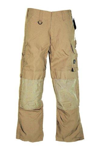 MASCOT®Houston Trousers - Khaki - US Size 40x35 (Mascot Houston Pants)