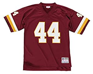 Washington Redskins John Riggins Premier Throwback Mitchell Ness Replica Jersey