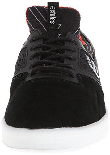 Etnies Highlight, Men's Skateboarding Shoes Black (538/Black/White/Orange)