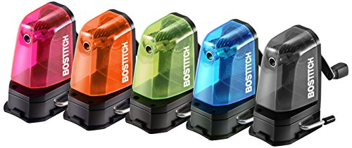 Bostitch Multi-Mount Manual Pencil Sharpener, Vacuum Moun...