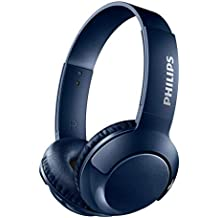 Philips Wireless Headphones Noise Cancelling Bluetooth Headphones with Microphone Deep Bass Over Ear Foldable Hi-Fi Stereo Headset SHB3075