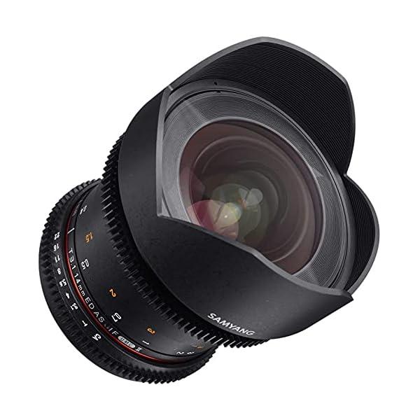 RetinaPix Samyang Brand Photography MF Lens 14MM T3.1 VDSLR II Nikon (13014T3.1N)