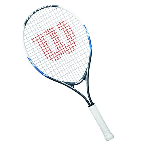 Wilson Junior US Open Tennis Racquet, 25″ L