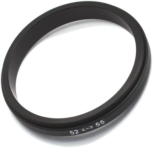Pixco 52mm-55mm Male Marco Coupler Reverse Adapter Ring