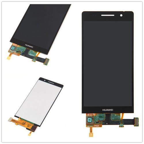 full front lcd display huawei p6 - 2