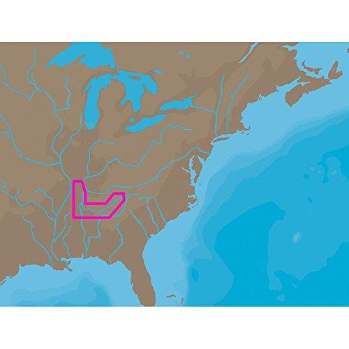 C-MAP NT NA-C041 - TN River Paducah-Knoxville - Furuno - Knoxville Tn Shopping