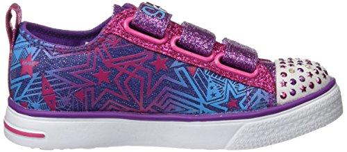 Skechers Mädchen Twinkle Breeze-Comet Cutie Sneakers Mehrfarbig (dmlt)