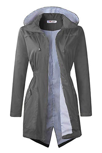 Buy waterproof trench coat
