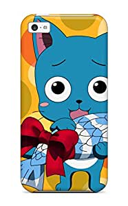 8042303K36181298 New Fairy Tail Tpu Skin Case Compatible With Iphone 5c