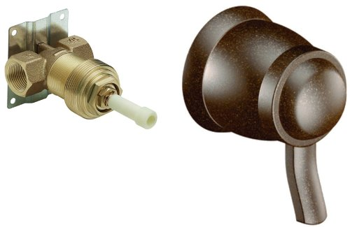 (Moen TS3820ORB-S3600 Rothbury Volume Control with Valve, Oil Rubbed Bronze)