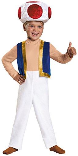 Disguise Toad Toddler Costume, Medium