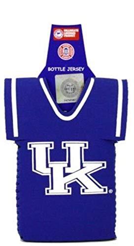 Kentucky Wildcats 2-Pack Jersey Design Bottle Neoprene Beverage Insulator Holder University of