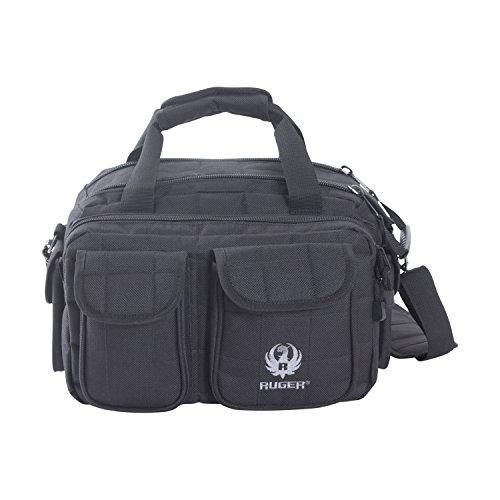 Pro Series Sports Bag - Allen Company Ruger Pro Series Range Bag, Black