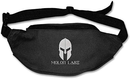 Molon Labeユニセックスアウトドアファニーパックバッグベルトバッグスポーツウエストパック