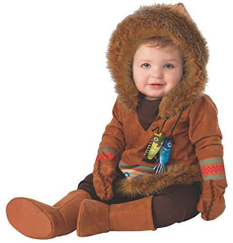 Rubie's Baby Opus Collection Lil Cuties Alaskan Native Boy Costume, As As Shown, Infant -