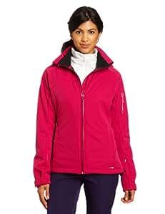 Salomon Women's Snowtrip 3:1 III Jacket, Fancy Pink, XX-Large