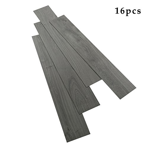 CO Z 16 PCS Odorless Vinyl Floor Planks Adhesive...