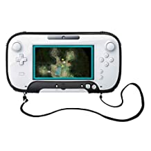 CTA Digital Protective Case with Neck Strap for Wii U GamePad