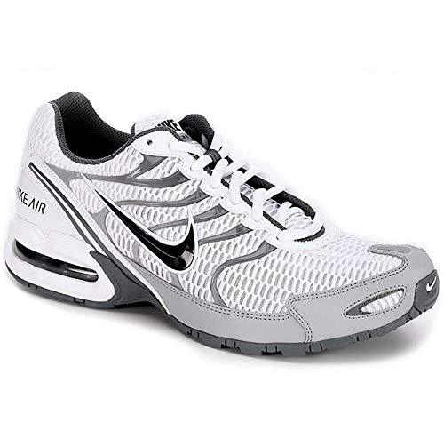 214358ea671 Galleon - NIKE Mens Air Max Torch 4 Running Shoes White Anth. Wolf Grey 14