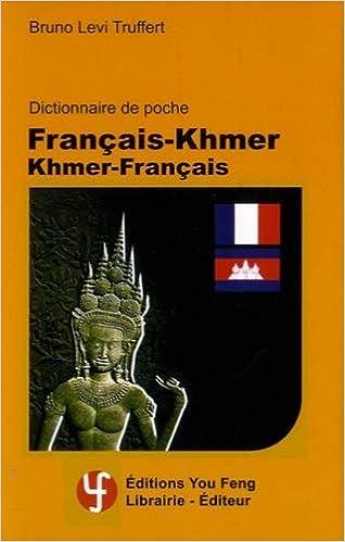Dictionnaire de poche français-khmer / khmer-français