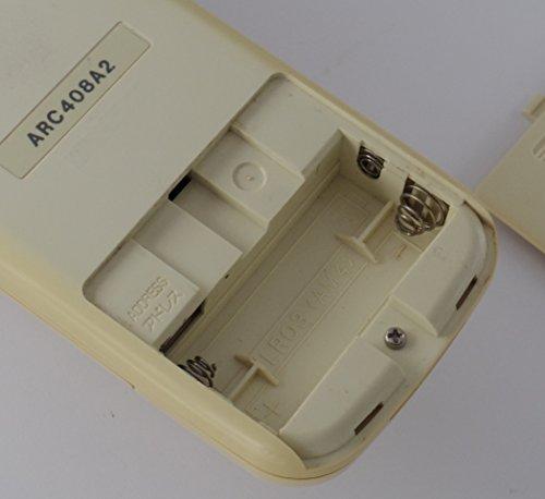 ダイキン エアコンリモコン ARC408A2