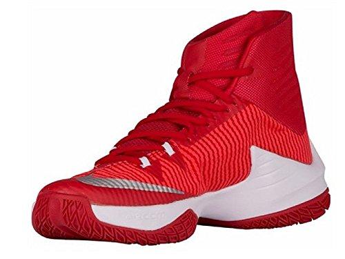 Nike Herren Zoom Clear Out TB Basketballschuhe Team Rot