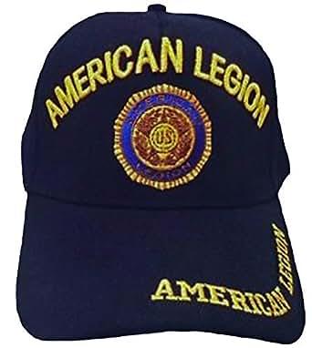 Buy Caps And Hats American Legion Baseball Cap Navy Blue