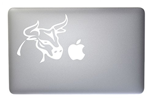brahma-bull-vinyl-decal-for-macbook-laptop-or-other-device-5-inch-white