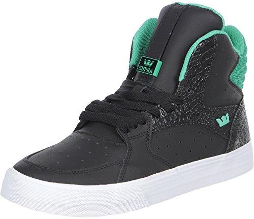 Unisex Vaider Black 3000 atlantis Alte off white Adulto Sneaker Supra wIdYqZd